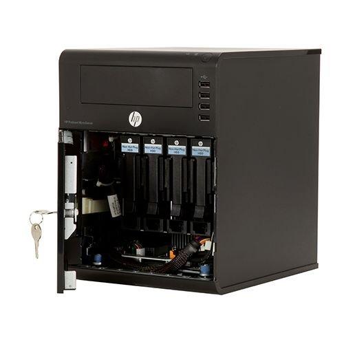 HP 744900-001 ProLiant Micro-Server G7 - AMD Turion II Neo