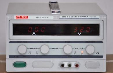 Volteq Regulated Variable Switching DC Power Supply HY3020EX 30V 20A Over Voltage Protection