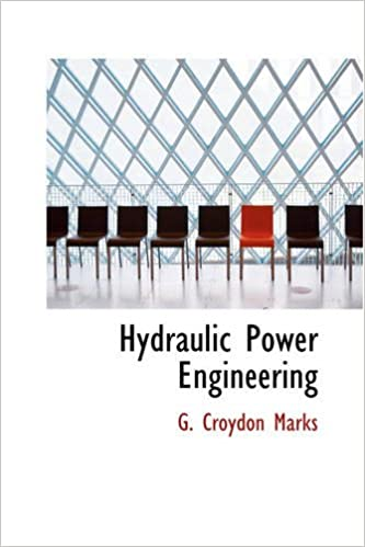 Book Hydraulic Power Engineering