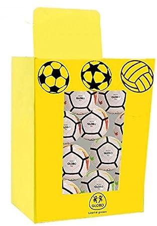 GLOBO - Balón de fútbol (PVC: Amazon.es: Juguetes y juegos
