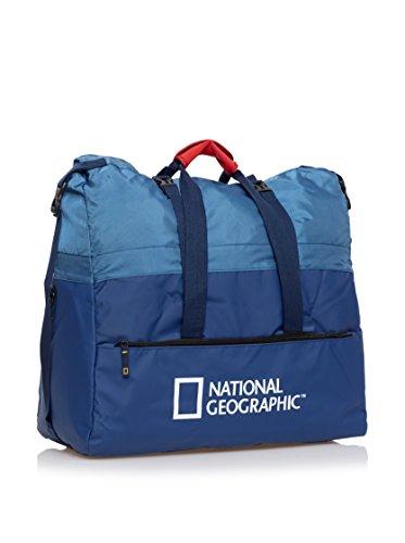 Bolsa Semana National Única Azul Fin Geographic de RBqPx58q