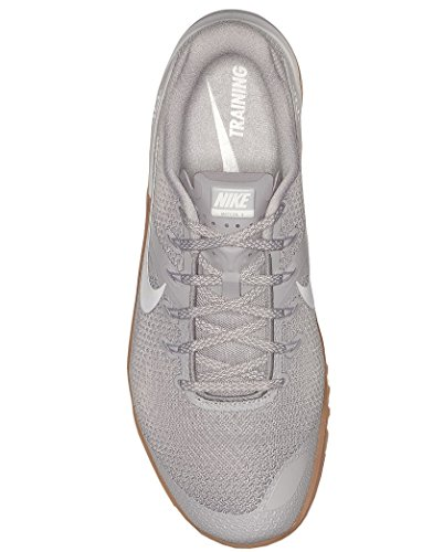 Ginnastica 001 Scarpe Basse Grey Vast Gum Med 4 Grey Brown Uomo da Atmosphere Multicolore Metcon NIKE qEIZw
