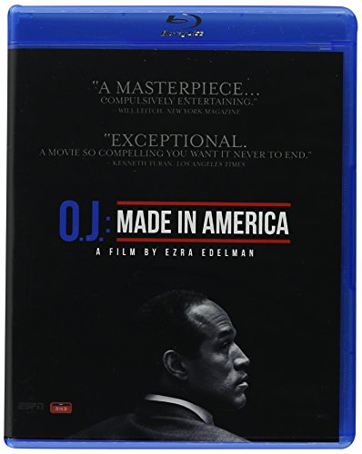 Espn 30 for 30: OJ Made in America Theatrical Edition DVD Blu ray combo [Blu-ray]
