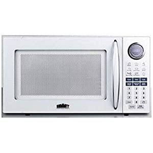 Summit n.a SM1102WH Microwave, White 9