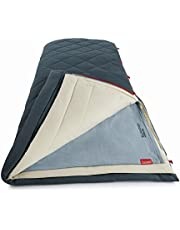 Save on Coleman All-Weather Multi-Layer Sleeping Bag, Blue. Discount applied in price displayed.