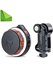 Tilta Nucleus-Nano Wireless Focus Control System to Wirelessly Control The Focus of Most DSLR, Mirrorless, or Cine-Style Lenses on Cage, Gimbal Such As Ronin S