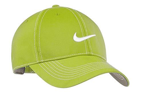 NIKE(ナイキ) ゴルフ Swoosh Front Cap ビビットグリーン 333114-375