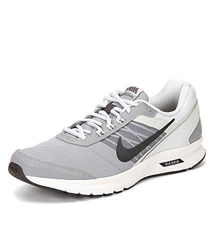36d774794de1 Nike Men s Air Relentless 5 MSL Grey Running Shoes  Buy Online at Low  Prices in India - Amazon.in