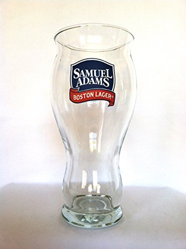 (Samuel Adams Boston Lager 16 oz 7in Perfect Pint Glass)