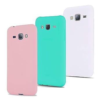 CoverTpu 3X Funda Samsung Galaxy Grand Prime Silicona ...