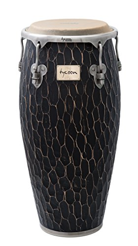 Tycoon Percussion 11 Inch Master Hand Crafted Original Series Quinto With Single Stand by Tycoon Percussion