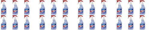 Windex Crystal Rain Glass Cleaner Trigger, 6 ct, 23 fl oz (4-(6 ct)) by Windex