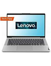 Lenovo IdeaPad 5 Laptop 35,6 cm (14 Zoll, 1920x1080, FHD, IPS, matt) Slim Notebook (AMD Ryzen 5 4500U, 8GB RAM, 512 GB SSD, AMD Radeon Grafik, Windows 10 Home) silber