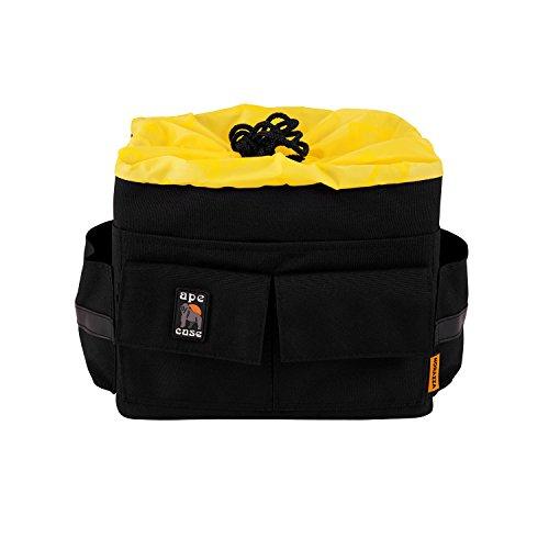 Ape Case Cubeze Pro 45, Camera Insert, Black/Yellow, Interior Case For Cameras (ACQB45)
