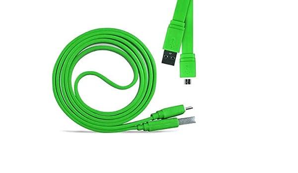 Desconocido Fonetic Solutions - Cable de Carga rápida USB de 1 Metro de Datos Compatible con Elephone Vowney: Amazon.es: Electrónica