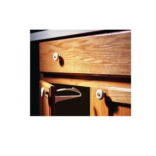 Kidco Adhesive Mount Cabinet and Drawer Lock, 12 ct. by KidCo (Image #2)