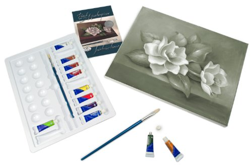 Royal & Langnickel Paint Your Own Masterpiece Painting Set, Classic (Masterpiece Kit)