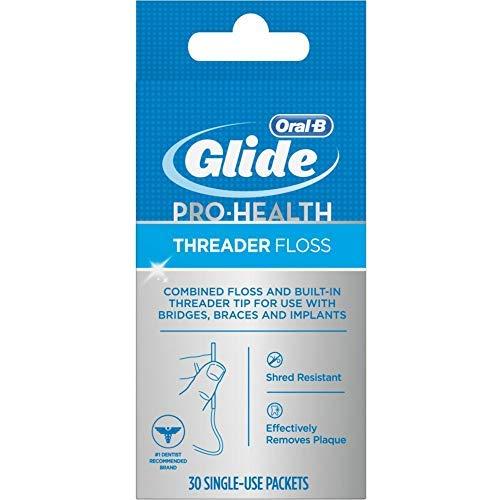 Glide Threader Floss (Pack of 3)