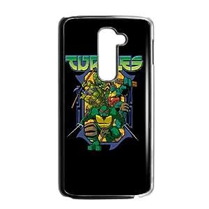 Teenage Mutant Ninja Turtles LG G2 Cell Phone Case Black as a gift E4508570