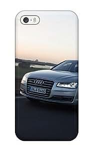 Iphone 5/5s Case Bumper Tpu Skin Cover For Audi A8 19 Accessories