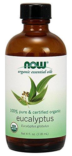 NOW Foods Organic Eucalyptus Fluid