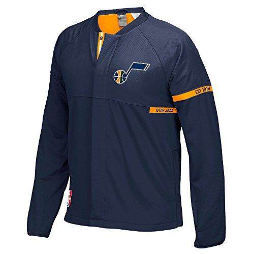 Nwt Adidas Nba Denver Nuggets Vintage Retro Jacket Coat: Utah Jazz Warmups Price Compare