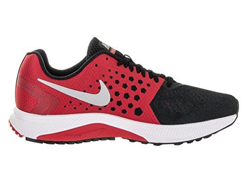 Men Gry Zoom Mtlc Unv Shoe 13 Running Dk Slvr US Rd Black Men's Span Nike zOqp1x