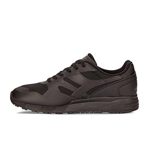 Diadora N902 mm, Sneaker Uomo C0199 - Nero-nero-nero