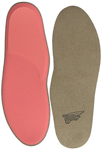 Red Wing Heritage Shaped Comfort Footbed, Tan, Extra - Wing Shaped