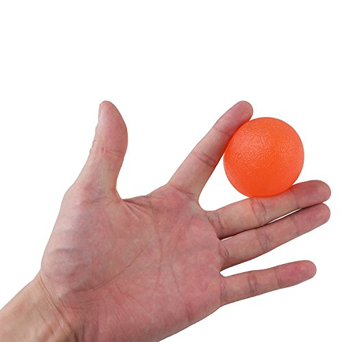 The Friendly Swede Hand Grip Strength Trainer, Stress Ball for Adults and Kids, Hand Therapy Ball Squishy - Set of 3 Finger Resistance Exercise Squeezer (Large) by The Friendly Swede (Image #7)