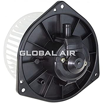 A/C Blower Motor Fits Chevrolet D-Max 2005-2012 Isuzu Luv D-Max 2002-2012 Isuzu Rodeo 2006-2015
