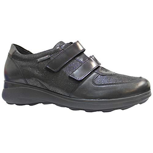 Judy Mephisto Cuero Black Mujer Zapatos U6Cxq65