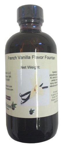 - OliveNation French Vanilla Flavor Fountain, 4 Ounce