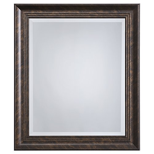 Yosemite Home Decor Yosemite Mirrors, Medium, Dark Bronze