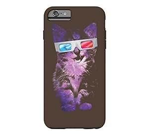 3D Sace Cat iphone 5c Bistre Tough Phone Case - Design By Humans