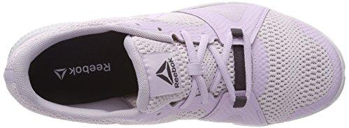 Women's Reebok Porcelain Fitness Quartz Grey Flexile Smoky Shoes Volcano dpqpg4