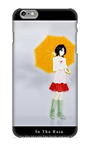 Guidepostee Snap On Hard Case Cover Anime Bleach Protector For Iphone 6 Plus