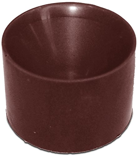 Chocolate World Cylinder Bowl Chocolate Mold - 21 Forms