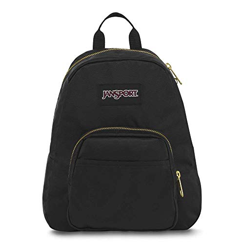 Mini Mochila JanSport Half Pint FX Black/Gold