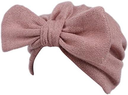 LNGRY Children Baby Girls Winter Knitting Hairball Hat Warm Hat Pile Cap Ski Cap