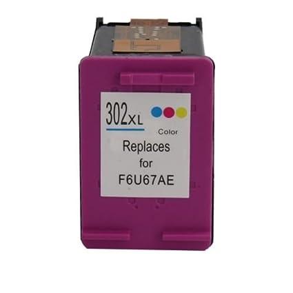 colortank hp302 XL (color) REMANUFACTURADO PARA HP Deskjet ...