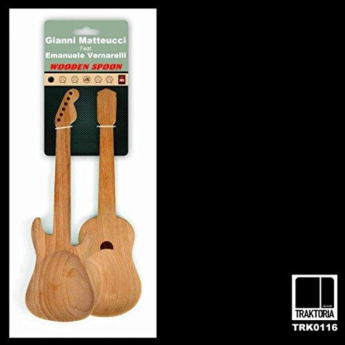 - Wooden Spoon