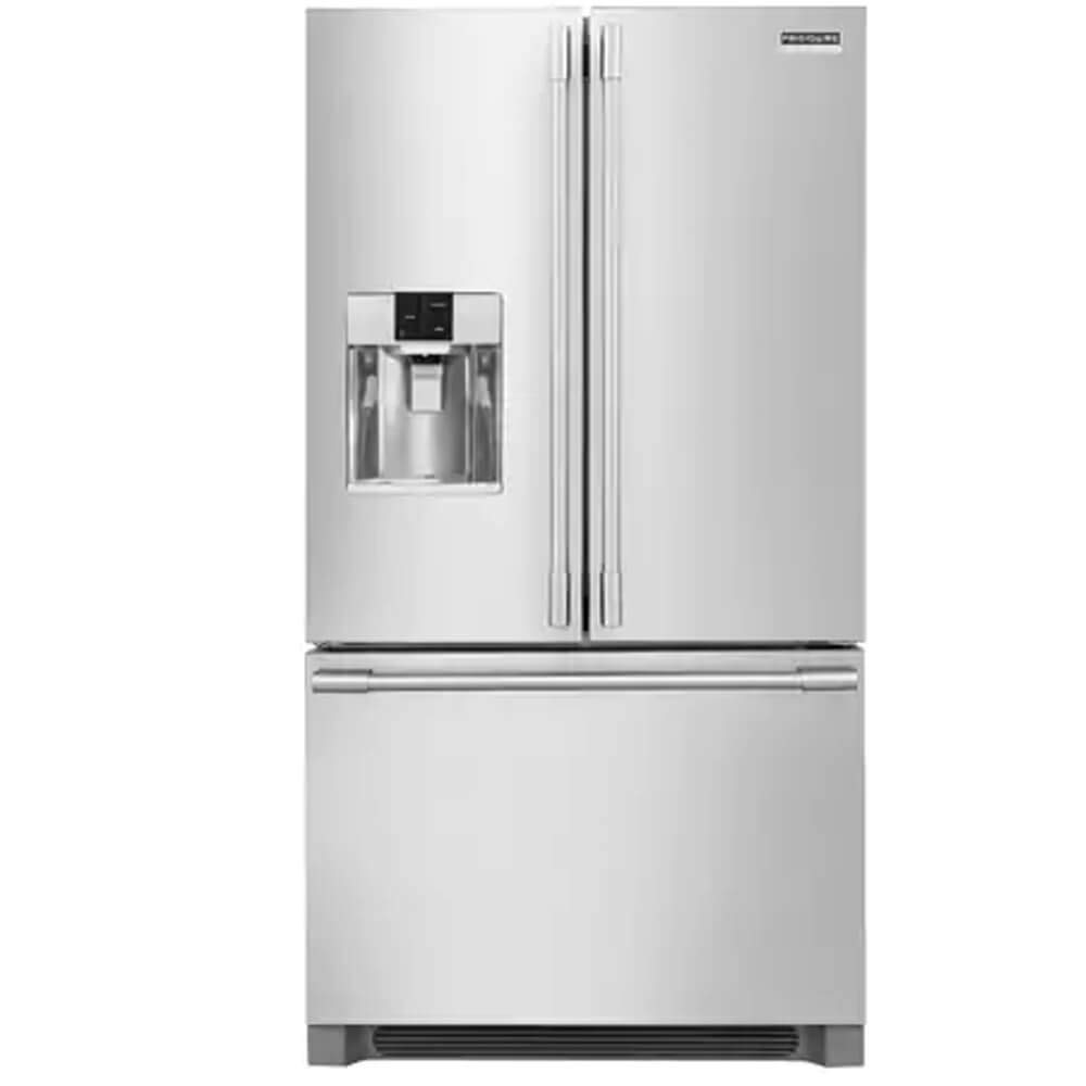 Frigidaire FPBC2278UF 21.6 cu. ft. Stainless Counter Depth French Door Refrigerator