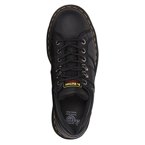 Martens Steel Shoe Gunby Dr Toe Black PRqxn77fg