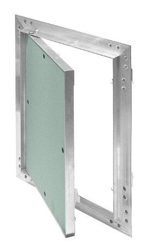 500/x 500 Awenta Tapa para revisi/ón de Marco de Aluminio 12,5/mm GK Einlage Yeso pladur Aluminio