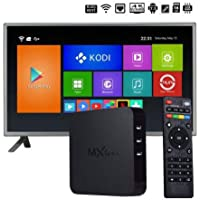 Tv Box 4K Smart Android 7.1 Netflix Youtube Hdmi Wifi Usb Av