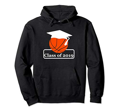 Class Of 2019 Basketball Senior Night Gifts Ideas Hoodie