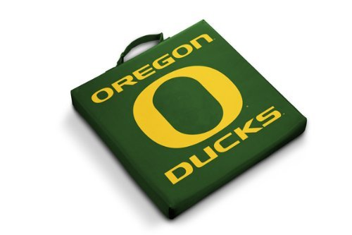 OREGON DUCKS NCAA STADIUM SEAT CUSHIONS by Logo Inc. -