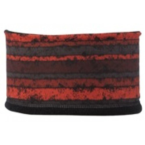 Trenk Red/Black (Headband Buff Reversible Polar) by Buff