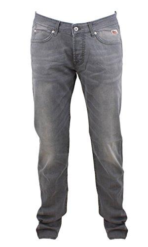 529 GREYGRIGIO Roy Roger's Jeans Grigio 40 Uomo